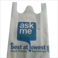 W Shape Non Woven PP Bags