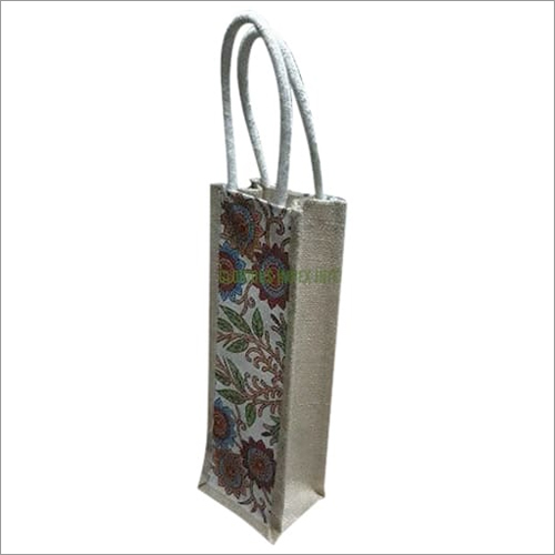 Bottle Jute Bag
