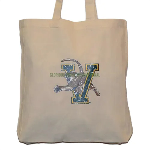 V Cat Cotton Bags