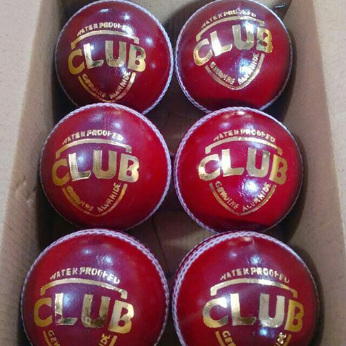 Cricket Red Balls