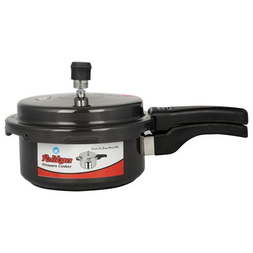 3 Ltr Aluminum Outer Lid Pressure Cooker