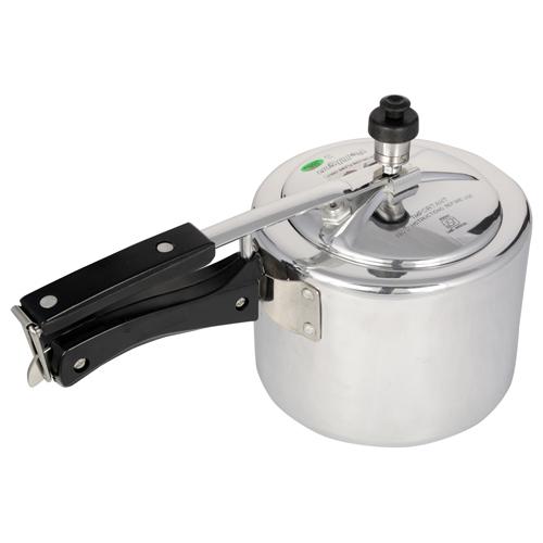 3 Ltr Pelikan Inner Lid Aluminium Pressure Cooker