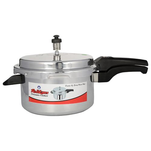 7.5 Ltr Aluminum Pressure Cooker
