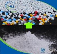 White fine Calcium Carbonate Powder