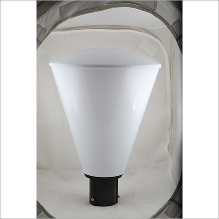 Gate Light Vivo 36w-Milky-Black