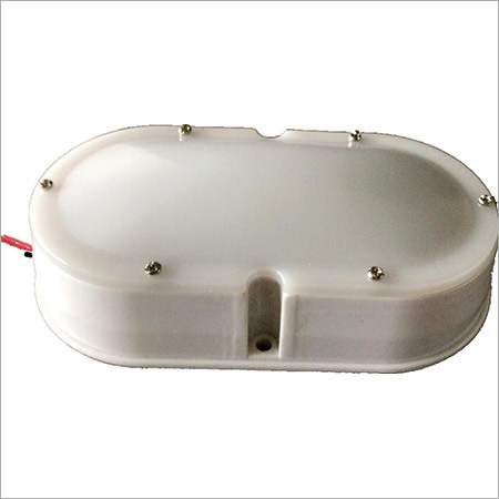 LED Bulkhead ALPHA Slim 10w