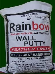 White Cement Based Wall Putty