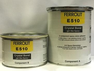 Ferrolit E 510 Crystal Bond Mastic
