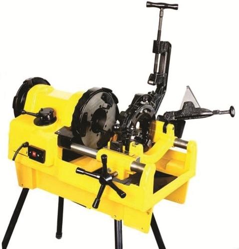 Automatic Pipe Threading Machine