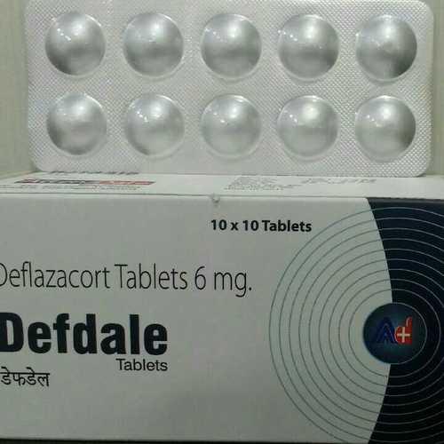 Deflazacort Tablets