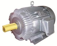 THREE PHASE WOUND ROTOR INDUCTION MOTORS