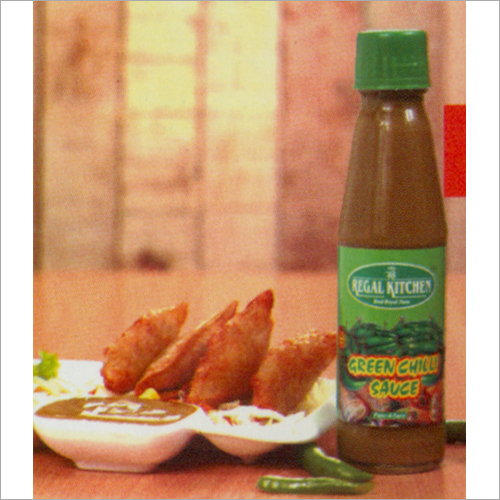 Green Chilli Sauce Supplier & Trader in Rohtak, Haryana