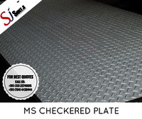 GI Chequered Plate