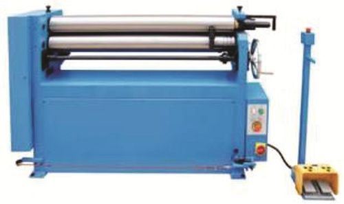 ELECTRIC SLIP ROLLING MACHINE