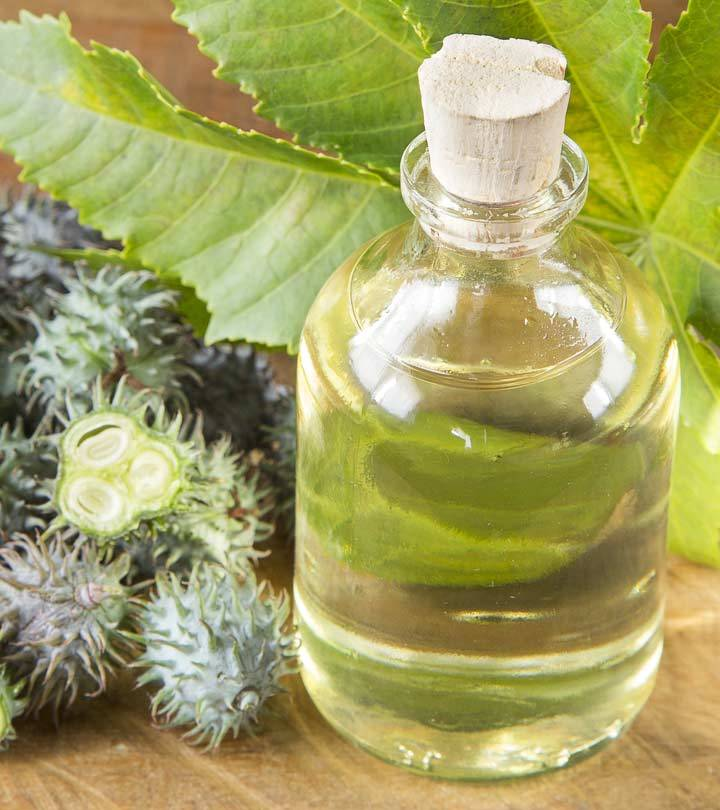 Castor Oil for Cosmetics