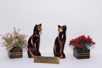 Cat Figurine Pet Urn