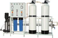 Industrial RO Water Plant