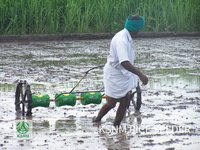 Hand Operated Seed Sowing Machine