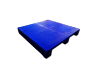 Roto Molded Two Way Chequered Top Plastic Pallet