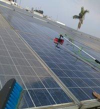 Solar Panel Cleaning Brush