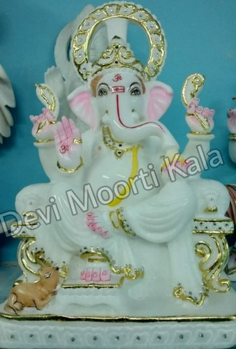 Lord Marble Ganesh idols