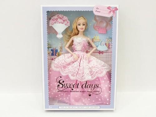 11inch solid body doll