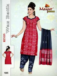 Reyon Wax BAtik Dress Wholesale