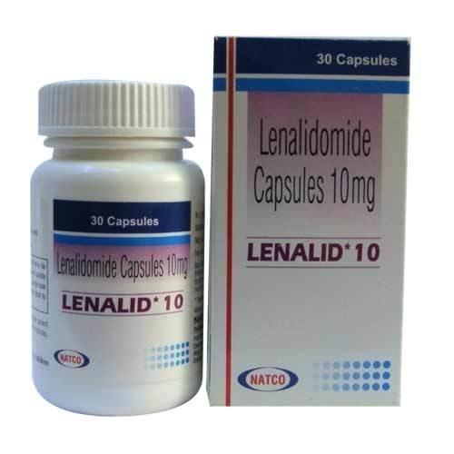 Lenalid 10mg Tablet