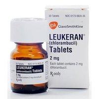 Leukeran 2mg Tablet