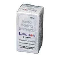 Lipodox 2mg Injection