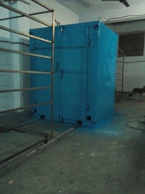 Industrial Electrical Batch Oven