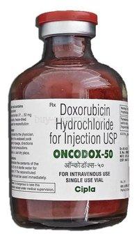 Oncodox 50mg Injection