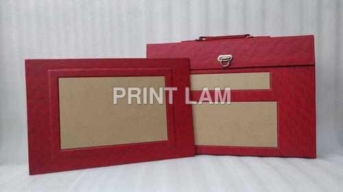 Photo Album Box And Covers