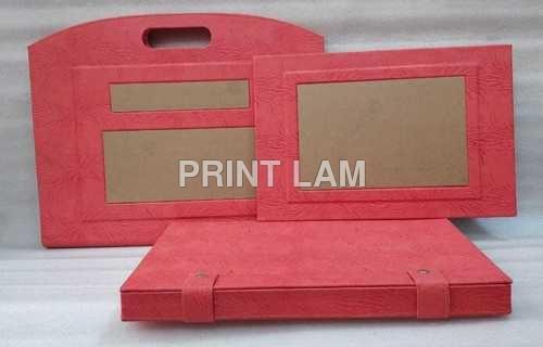 Photo Album box and Cover