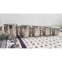 Stainless Steel Tea Jug