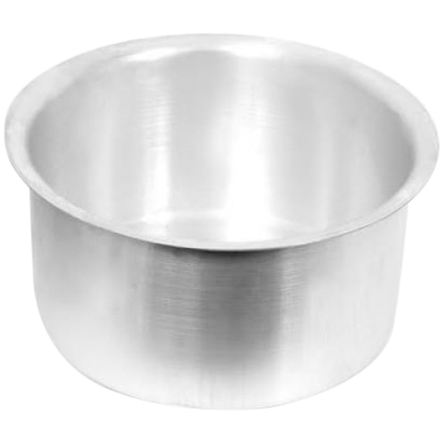 Silver Aluminium Tope