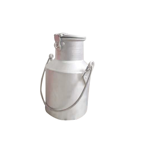 Aluminium Milk Can