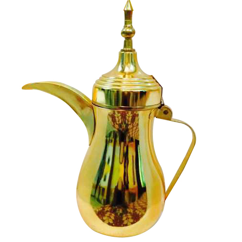 Golden Dallah Pot