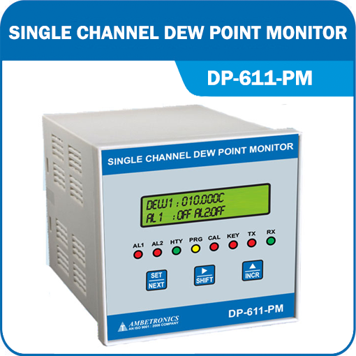 Dew Point Monitor