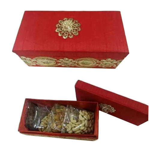 Zari Dry Fruit Box