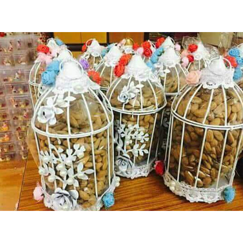 Dry Fruit Iron Cages