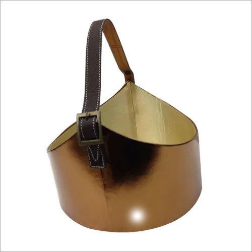 Leatherite Gift Hamper Basket