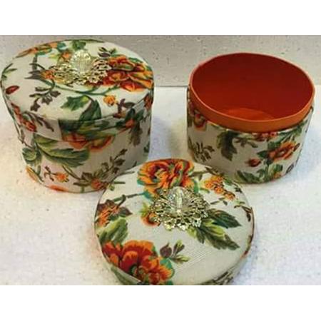 Gift Round Box