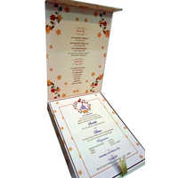 Digital Print Wedding Box