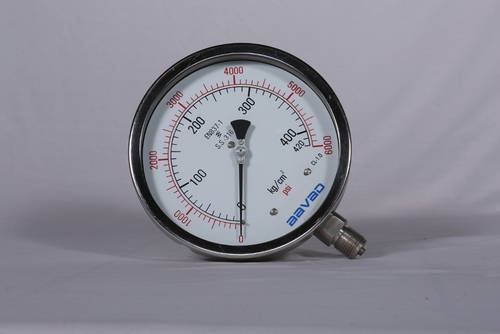 Analog Temperature Gauge
