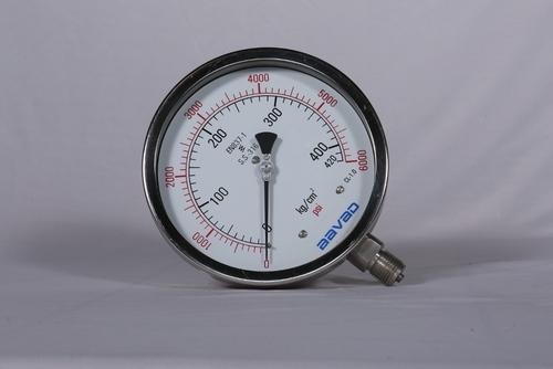 Analog Temperature Gauge