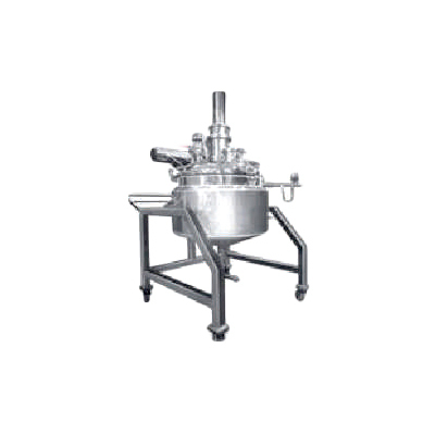 Binder Preparation Vessel