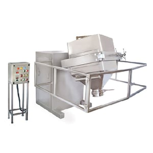 Container Bin Cage Blender