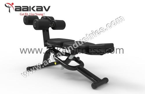 Adjustable Abdominal Bench X5 Aakav Fitness