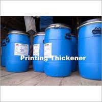 Printing Thickeners
